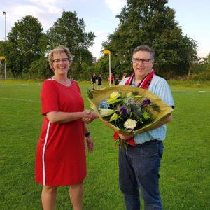 Diana Huibers en Michel Ligt